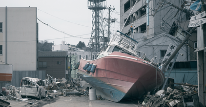 Fukushima, Japan - April 30, 2011
