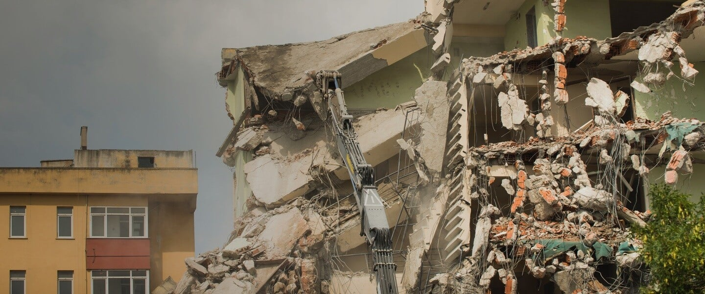 Earthquake Risk in Europe