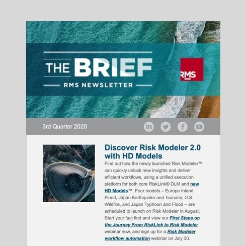 Subscribe to The Brief