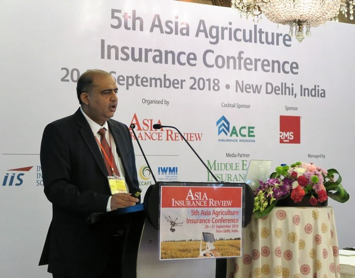 Asia Ag Risk conference