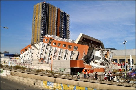 Building Damage in Chile